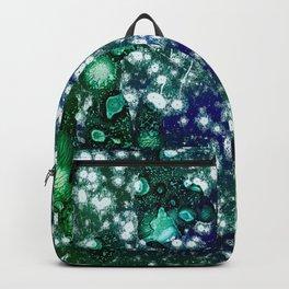 pattern   starry sky Backpack