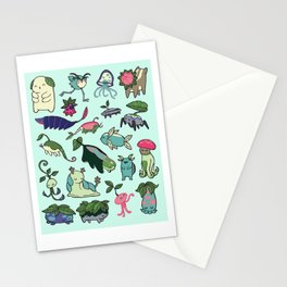 Spirit Parade Stationery Cards