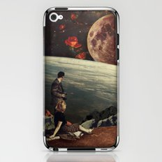 The Roses Came iPhone & iPod Skin