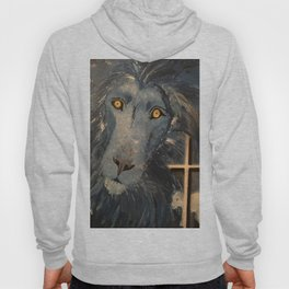 Lion and the Lamb Hoody