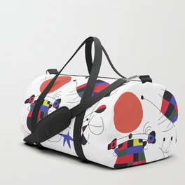 Joan Mirò #3 Duffle Bag
