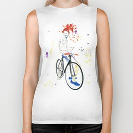 Bicycle Another Life-Cycle Biker Tank