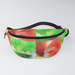 Apple Chequers Fanny Pack