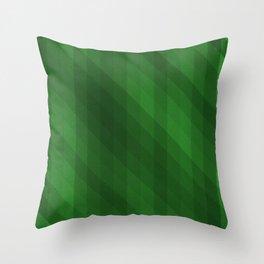 Grrn Throw Pillow