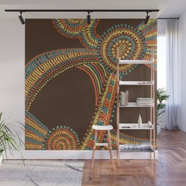 70s Wall Mural