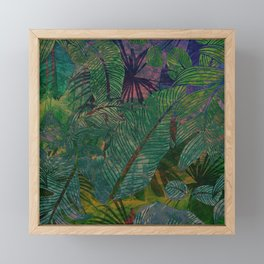 Botanical Sea Framed Mini Art Print