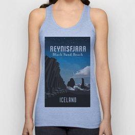 Iceland: Reynisfjara Unisex Tank Top