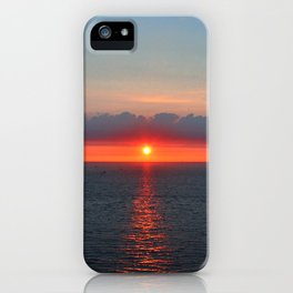 Deauville Vibes iPhone Case