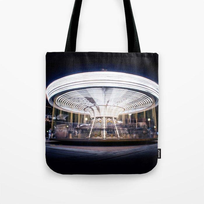 Whirligig Tote Bag
