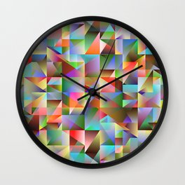Over the top, 2240h Wall Clock
