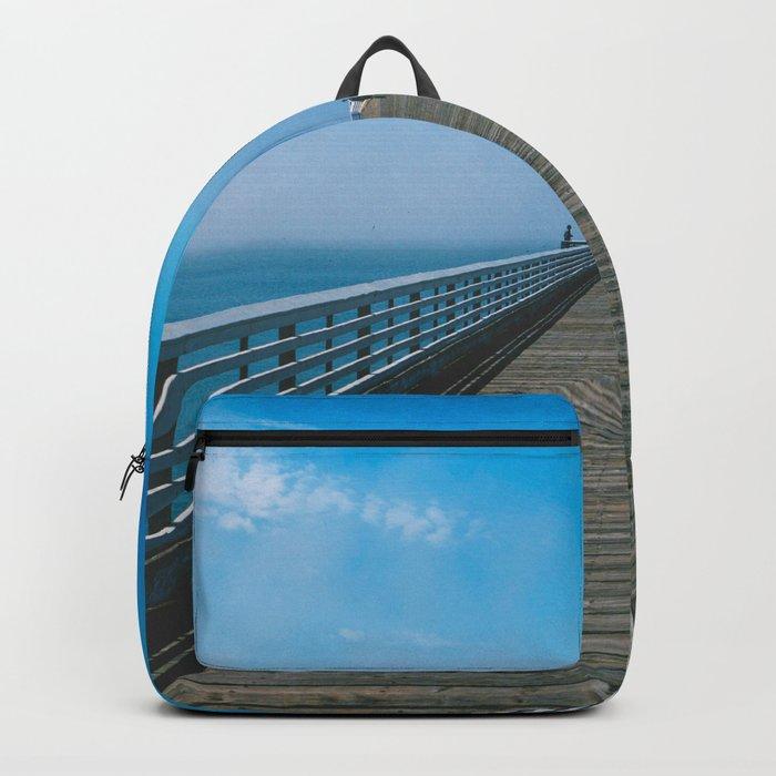 Boardwalking Backpack