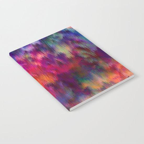 Sunset Storm Notebook