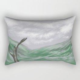 Still landscape Rectangular Pillow