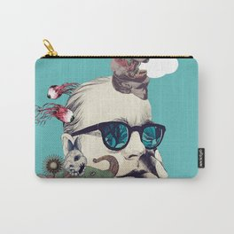 Thinking Out Loud Carry-All Pouch