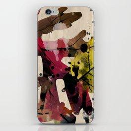 Herr, es ist Zeit II iPhone Skin
