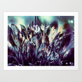 Faerie Dust IV Art Print