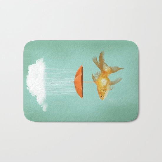 Fish Cover II Bath Mat
