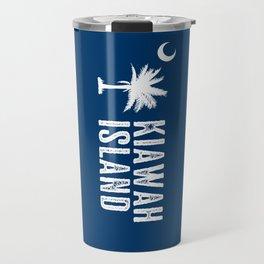 Kiawah Island, South Carolina Travel Mug