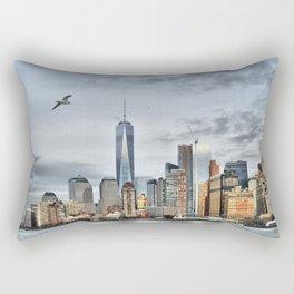 New York xm Rectangular Pillow