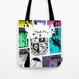 Umbrella Academy GTA Tote Bag