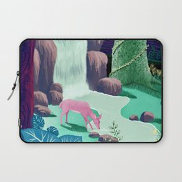 The Whispering Waters of Eventide Vale Laptop Sleeve