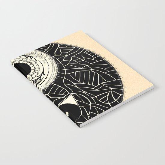 - yin & yang - [collaborative art with famenxt] Notebook