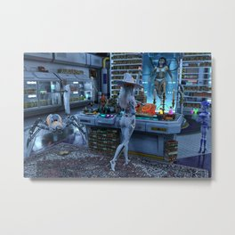 Some Beliefs Remain...Indefinately Metal Print