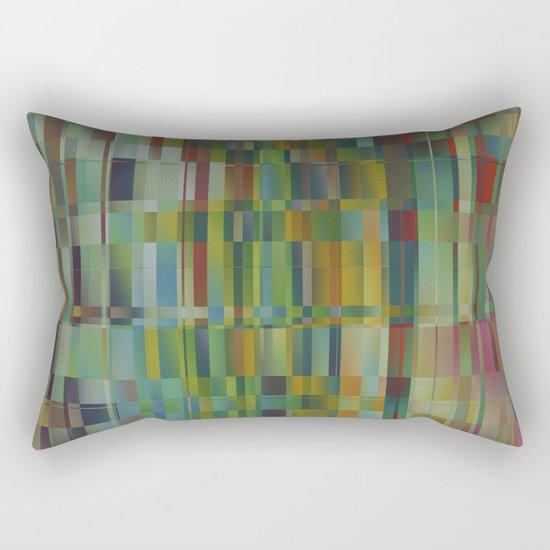 Abstract 319 Rectangular Pillow