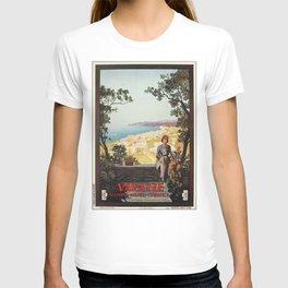 Varazze Italy 1920s T-shirt