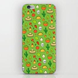 Viva Mexico - Cute Pattern iPhone Skin