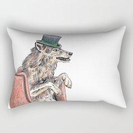 Top Hat Rectangular Pillow