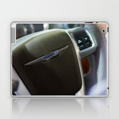 Chrysler Town & Country Limited Steering Wheel Laptop & iPad Skin