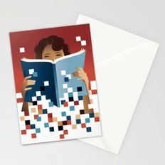 Print to Pixels Stationery Cards