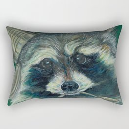 Trash Panda Rectangular Pillow