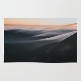 Sunset mood - Landscape and Nature Photography Rug