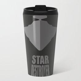 Star Destroyer, Wars, Vader Travel Mug