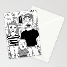 The Invasion Stationery Cards