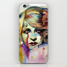 Ms. Darby (VIDEO IN DESCRIPTION!!) iPhone Skin