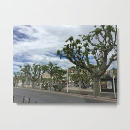 Cannes, France Metal Print