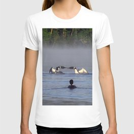loom duel T-shirt