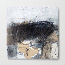 abstract Metal Print