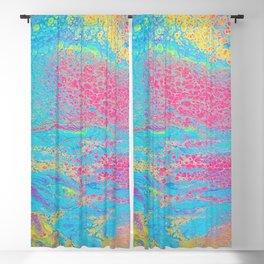 Rainbow Mermaid Blackout Curtain