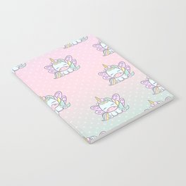 Blossom The Magical Unicorn Notebook