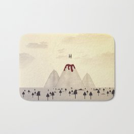 Fall With Me Bath Mat