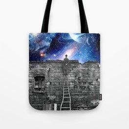 STREET-ART SPACE Tote Bag