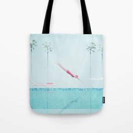 Palm Springs Tote Bag