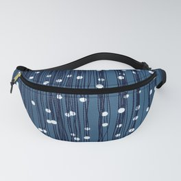 Dance of the Fireflies in Early Evening Fanny Pack