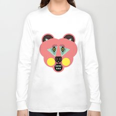 Grizzly Bear Necessities Long Sleeve T-shirt