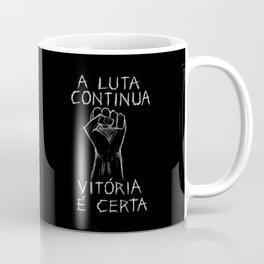 Aluta Continua Vitoria E Certa version 1 Coffee Mug