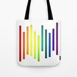 Colour Equaliser Tote Bag